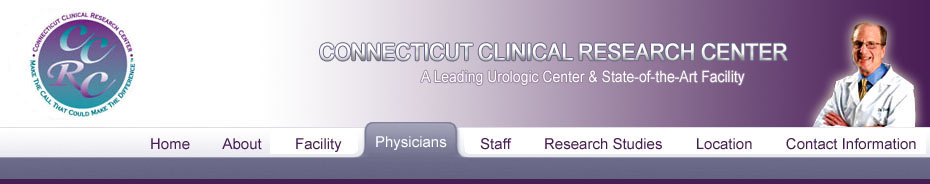 Urologic Physicians of CT Clinical Research Center